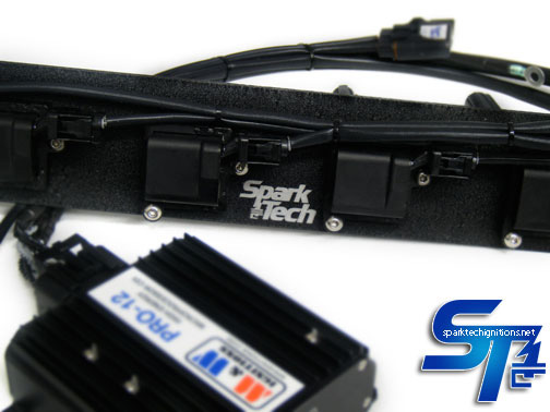 Spark Tech Lancer EVO 7 Coil on Plug with CDI System: BASIC - Click Image to Close